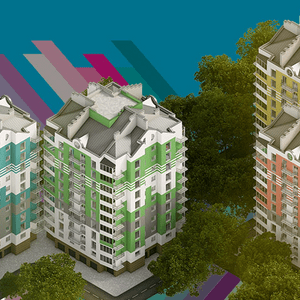 ЖК Парковый городок