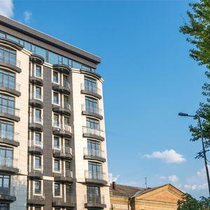 Клубний будинок Tarasovskiy Apartments