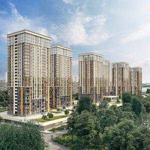 0dbd2c5371a92 мкр. ТРОЕЩИНА — Купить квартиру в Киеве на ЛУН