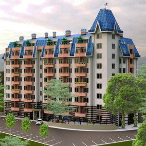 ЖК Будинок на Кузьмінській