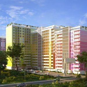 ЖК Panorama city (Деміївський квартал)