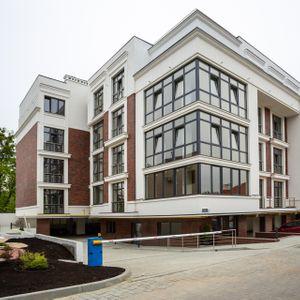 Клубный дом Rezydencja «Zalizna Voda»