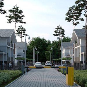 "Дуплекси ""NEW Cottage Residence 4"""