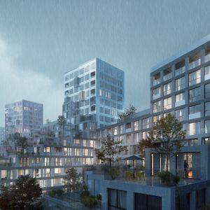 ЖК OZON Concept House