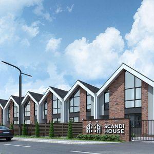 Таунхаусы «Scandi House»