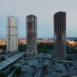 ЖК Днепровские башни
