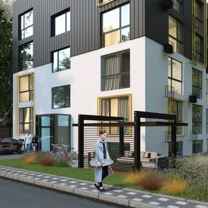 ЖК Estonsky Concept Club House