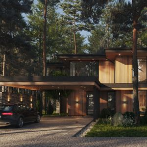 КГ Wooden House