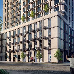 ЖК Urban One Naukova Apartments