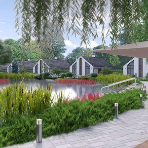 КМ Gardd House Eco Village