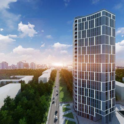 ЖК Вежа на Ломоносова