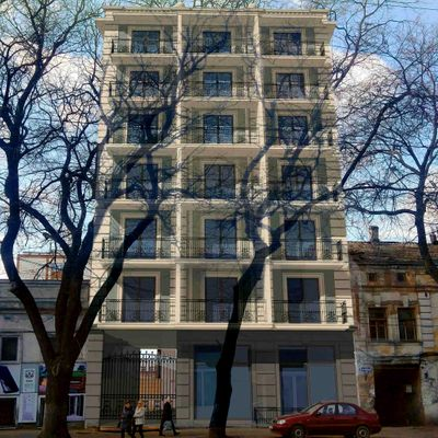 ЖК Будинок на Степовій
