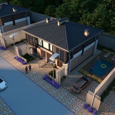 КГ Beverly Hills Residence