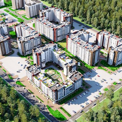 ЖК Квартал Парковый