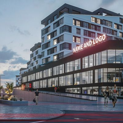 ЖК CENTRAL CITY Apartments