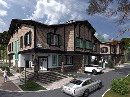 Швейцарські будинки аппартаменты в абхазии