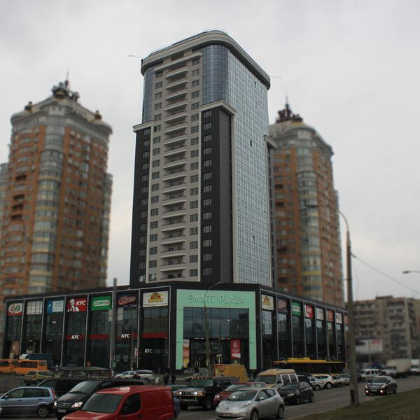ЖК Smart Plaza Obolon