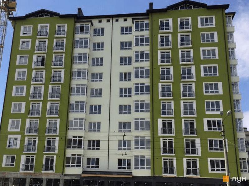 ул. Ивасюка-Любачевского