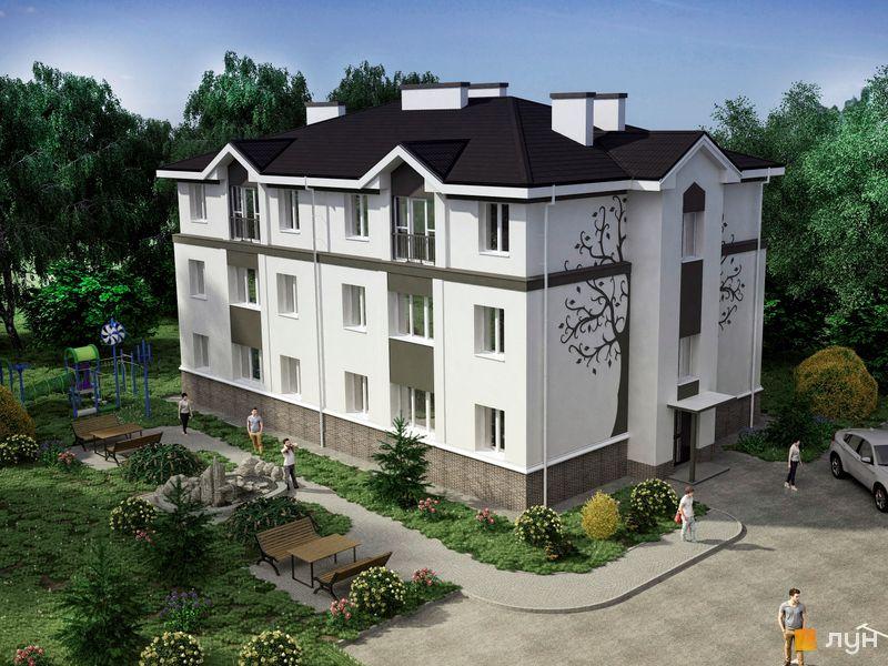 Клубный дом «Остромирская, 51»