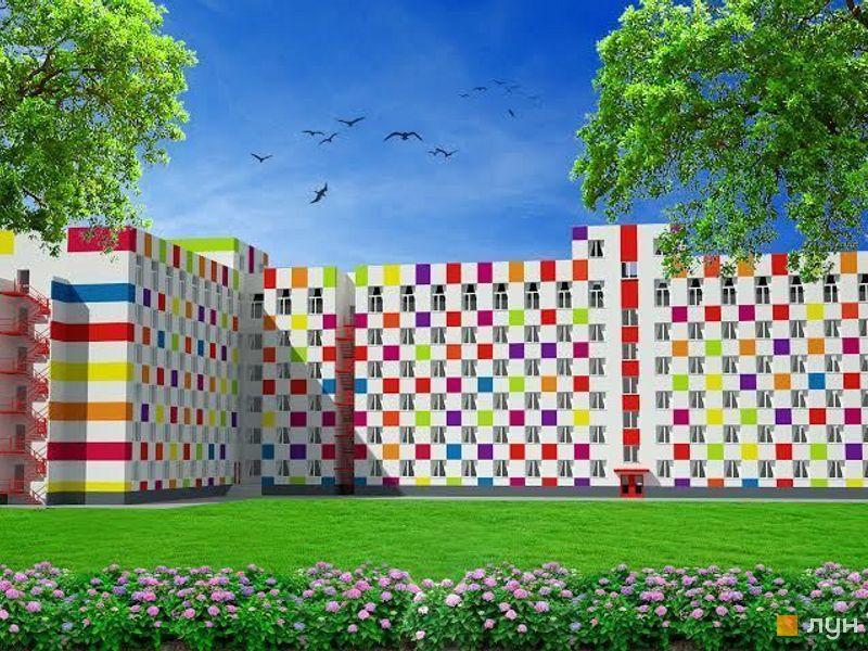 ЖК Бестужевські сади