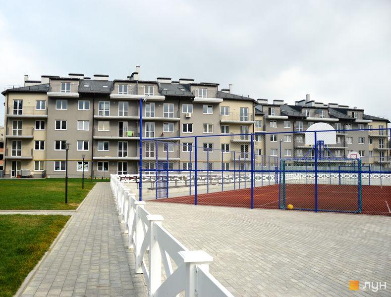 ЖК Бельгійське містечко