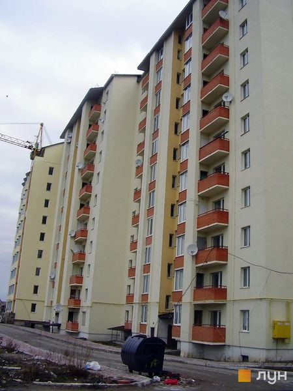вул. Тракт Глинянський, 153а