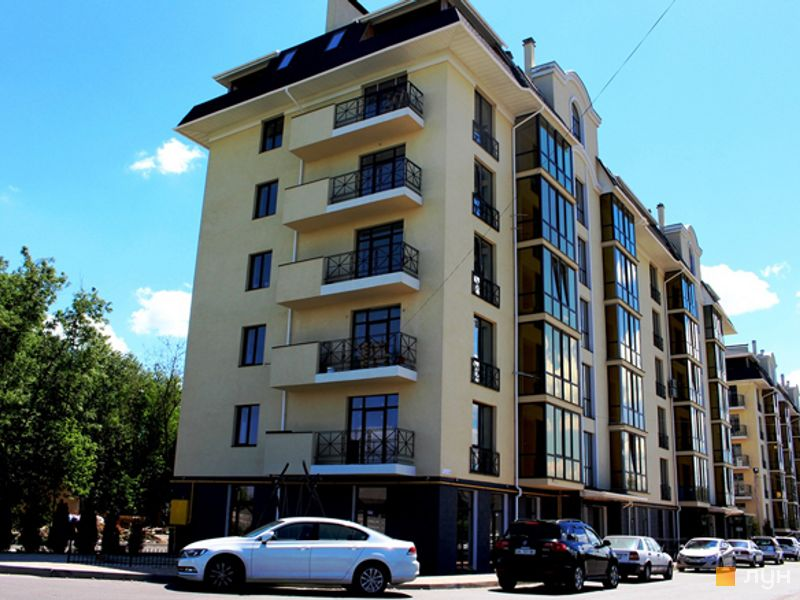 ЖК Almond apartments