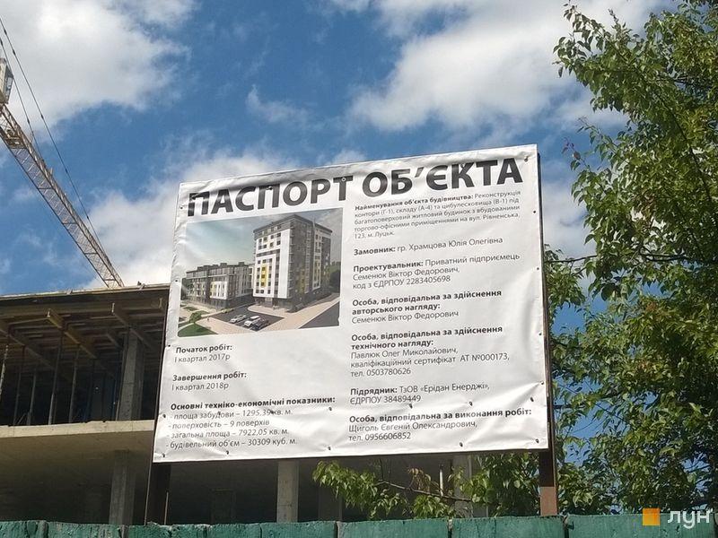 вул. Рівненська, 123