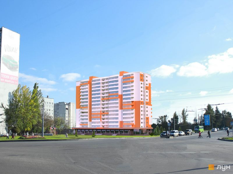 ЖК Слобожанський квартал
