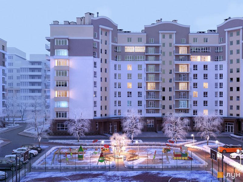 ЖК Піонерський квартал