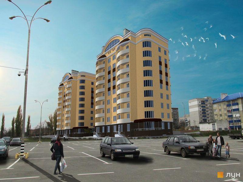 вул. Черняхівського, 45б