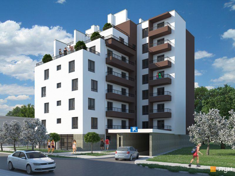 ЖБ Будинок на Калнишевського