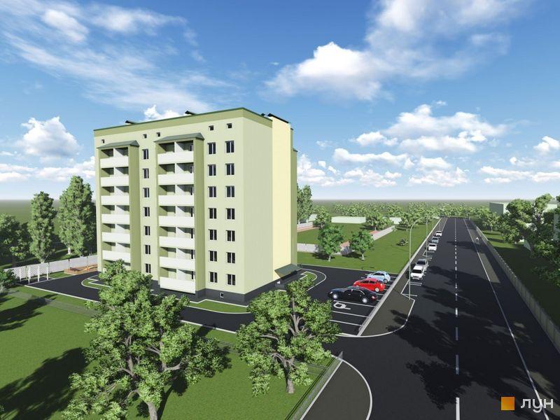 ЖК Дом на Стрелецкой