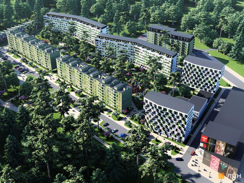 ЖК Park Town