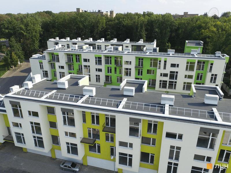 ЖК Shatilovka Hillside