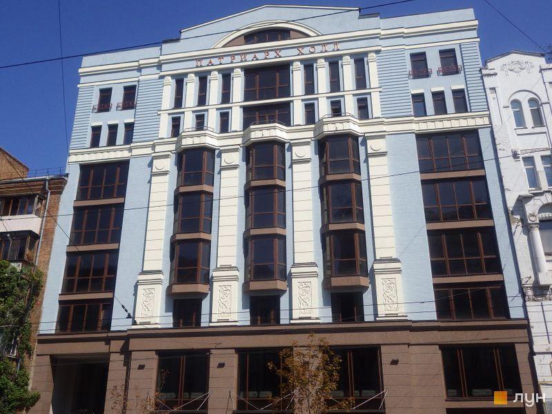 Клубный дом «Патриарх Холл»