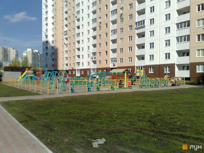 ул. Урловская, 38 (стройпл. 4, Позняки-2)