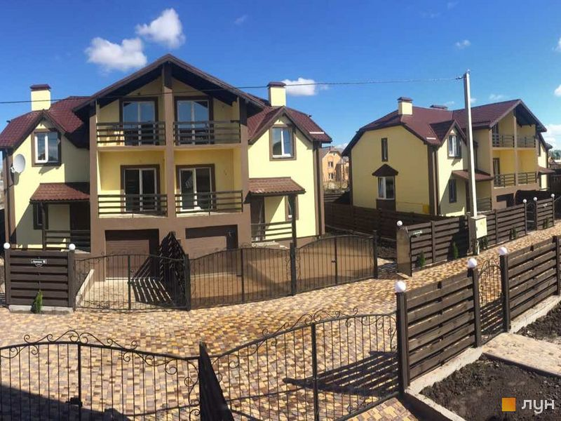 Дуплексы «Cottage Residence»