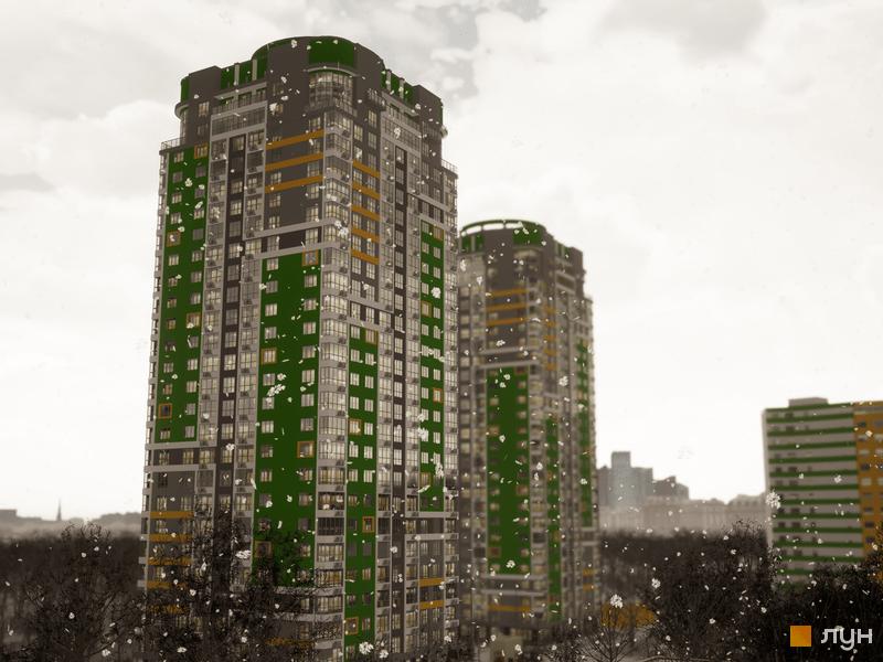 ЖК Паркове місто
