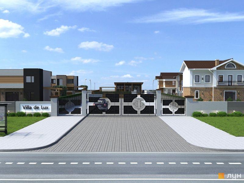 КМ Villa de Lux