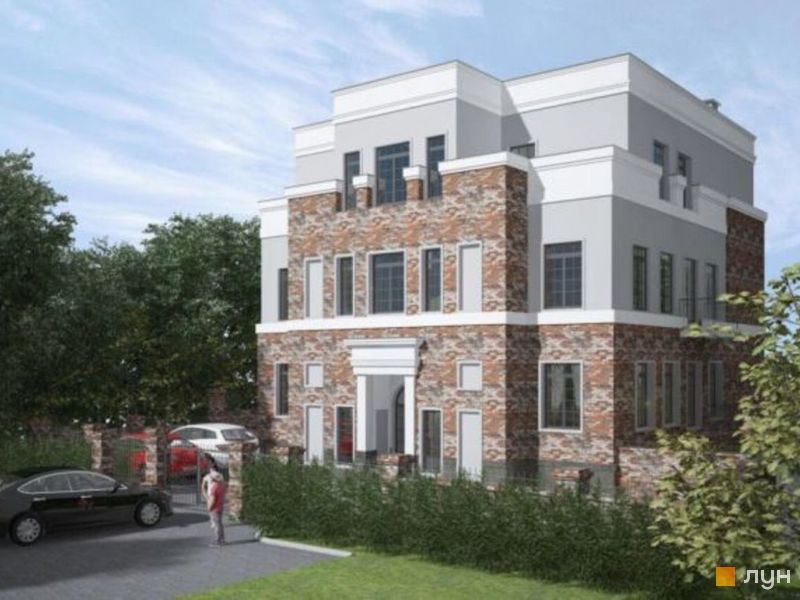 Клубний будинок Villa Loft