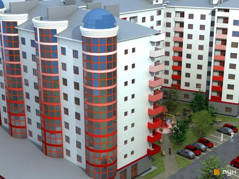 ЖК Red House II