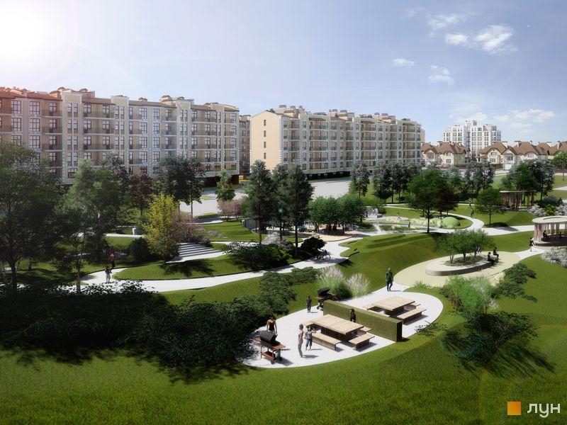 """Клубний квартал """"Феофанія-park"""