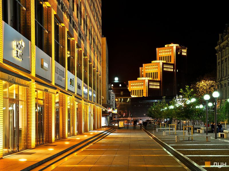 ЖК  Cascade Plaza
