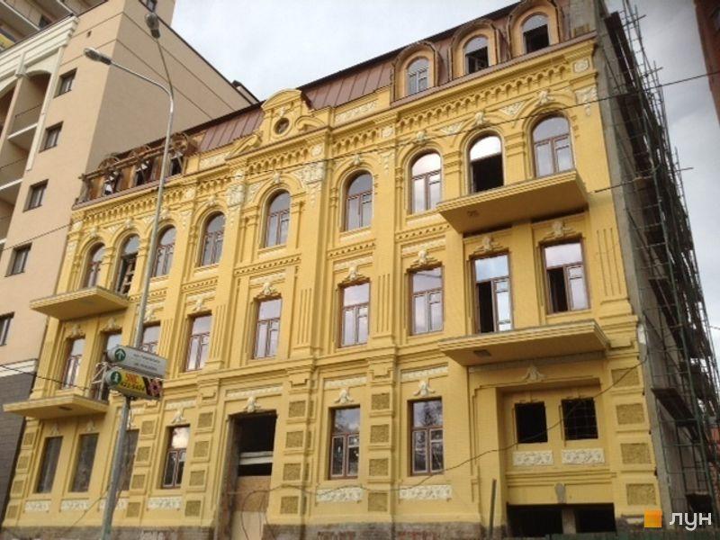 ЖК Златоустівська 14-18