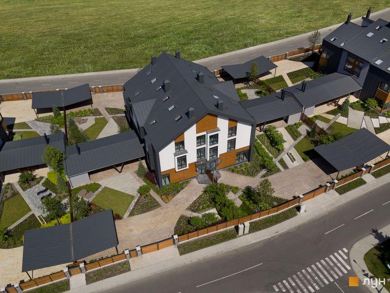 QDRO - terraced house