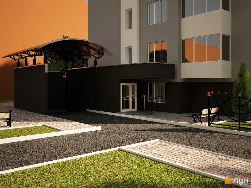 Клубный дом «Солнечный»