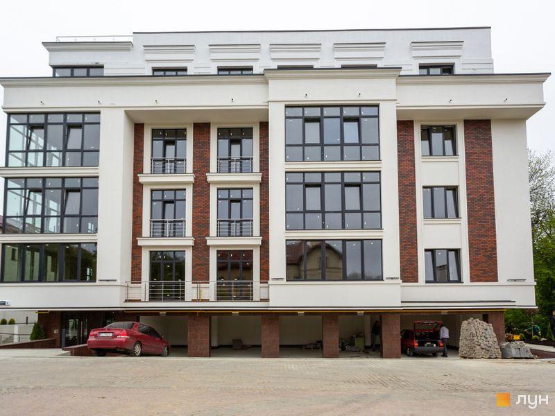 """Клубний будинок Rezydencja """"Zalizna Voda»"""