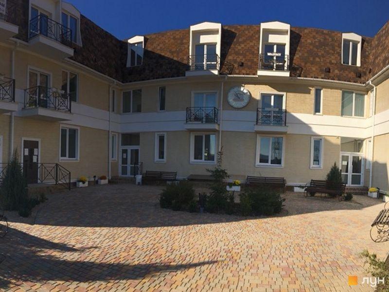Клубный дом «Малый Марсель»