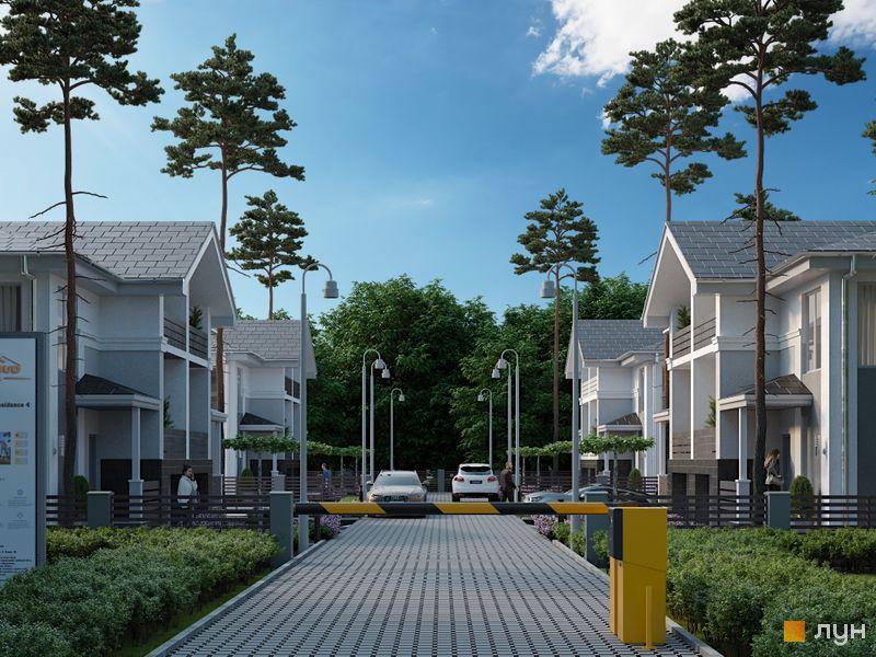 Дуплексы «NEW Cottage Residence 5»